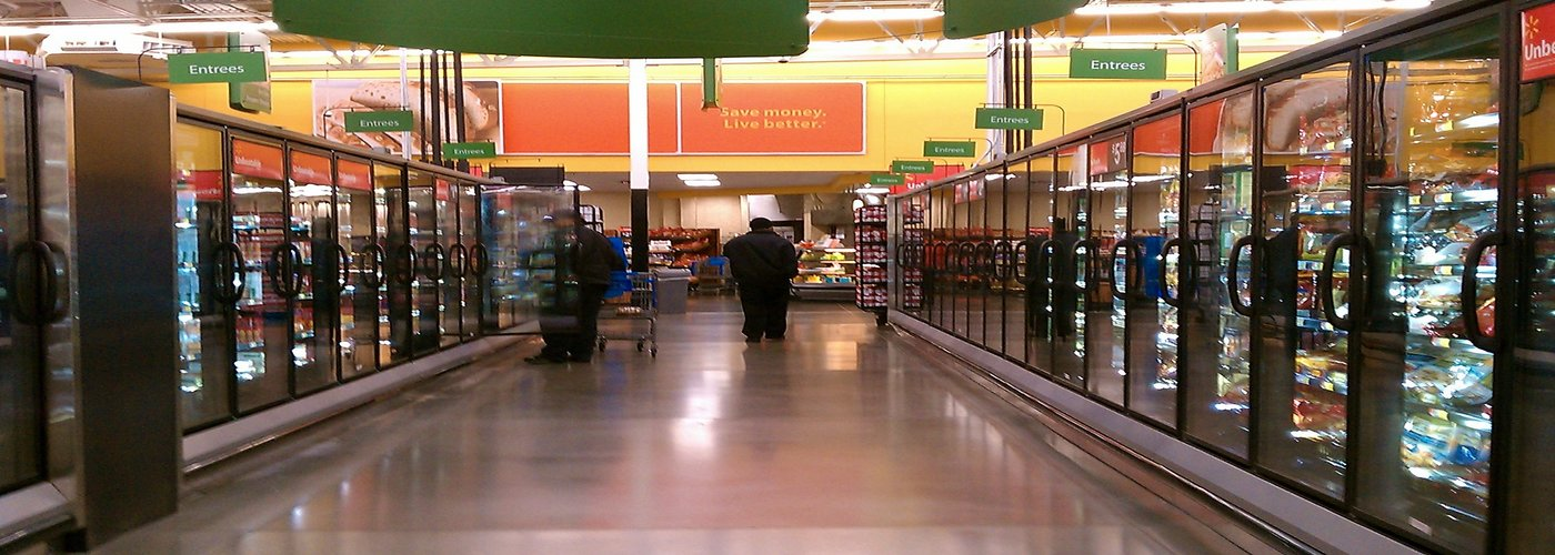 Supermarket Retrofits